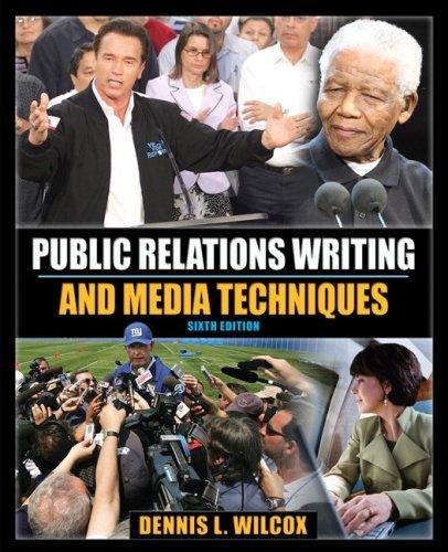 public relations current events