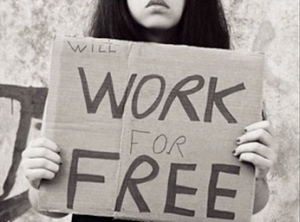 will work for free - unpaid internships